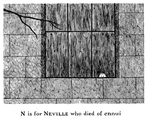 N Is For by N Is For Neville William Landay