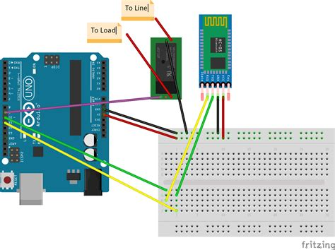 bluetooth home automation circuit diagram circuit and