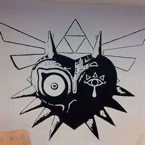 majora s mask trigger symbol and eye of truth geeking