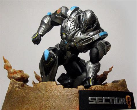Can I Get Section 8 by Win This Awesome Section 8 Statue And Xbox 360