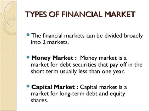 Capital Market Ppt For Mba by Secondary Market Ppt