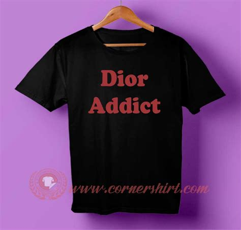 T Shirt Addict addict t shirt cornershirt