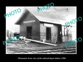 Home Depot Pleasanton by Large Historic Photo Of Pleasanton Iowa The Railroad