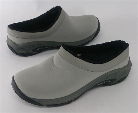 Herstyle Slip On Ruffle Kickers Flatshoes Wedges Shoes Free Box 081m merrell womens sz 7 lined slip on clogs style gray shoes ebay
