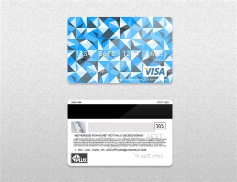 template 1 psd by an1ken shop free bank card credit card psd template