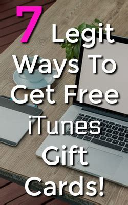 Ways To Get Free Itunes Gift Cards - 7 ways to get free itunes gift card codes full time job from home