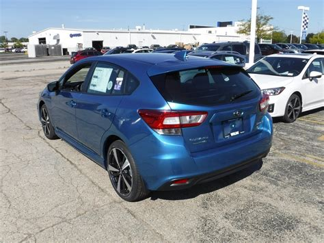 2019 Subaru Impreza Sport by New 2019 Subaru Impreza Sport Hatchback In 23566 Wilde