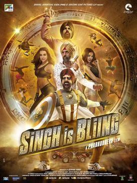 Dvd India Singh Is Bling singh is bliing