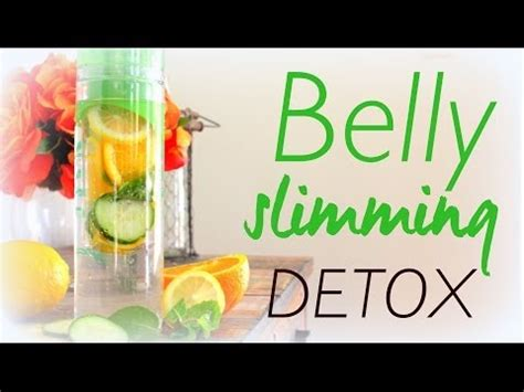 Detox Distended Stomach by Water Bloated Belly Images