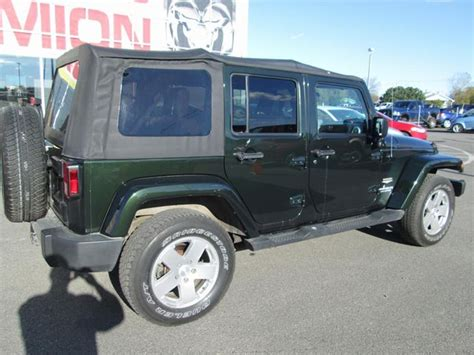 Used Jeep Wrangler 2010 2010 Jeep Wrangler Unlimited 2 Toits Jerome
