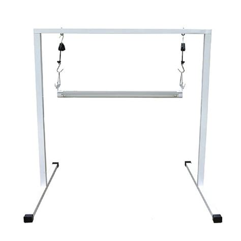 T5 Ls Home Depot by Viavolt T5 2 Ft Steel White Powder Coated Light Stand