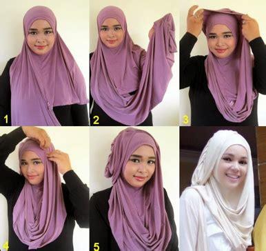 video tutorial hijab pashmina syar i tutorial cara memakai hijab pashmina remaja putri
