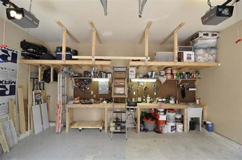 Awesome Garage Storage Ideas How To Keep Tools Organized In The Garage Diy Projects