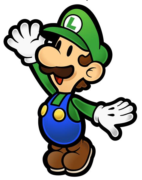 luigi paper mario wiki fandom powered by wikia