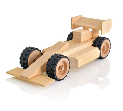 wooden car wooden toy racing car for kids to build wooden car