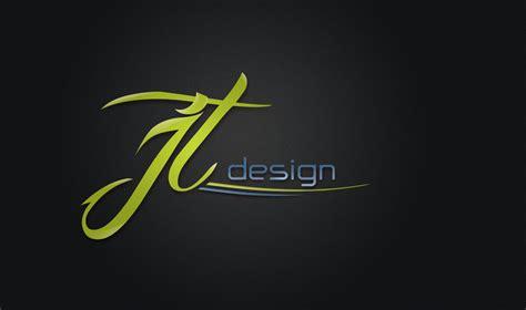Design Jt Logo | jt design logo by jakubta on deviantart