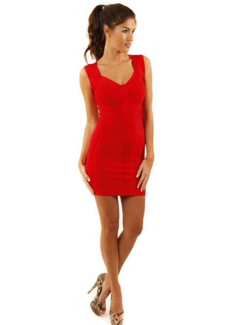 design dress body red bandage dress red party dresses red body con dresses