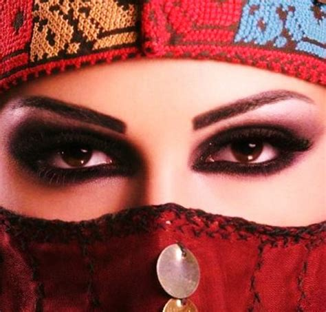 imagenes mujeres arabes con velo hermosos ojos de medio oriente marcianos