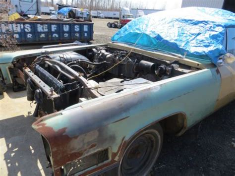 1966 cadillac convertible parts purchase used 1966 cadillac convertible parts car rat rod