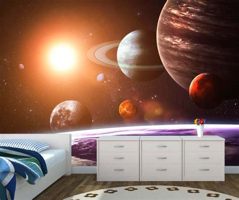 solar system bedroom 25 best ideas about solar system room on pinterest