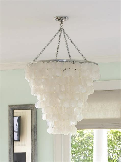 home decorating with chandeliers cool ways to beach up your house hgtv