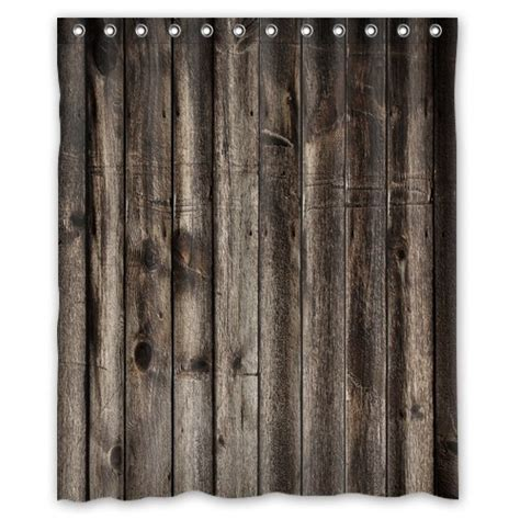 old curtains welcome waterproof decorative rustic old barn wood art