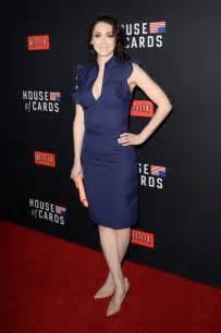 mozhan marno in house of cards season 2 premiere event