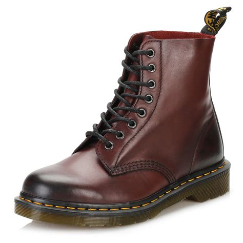 docs boots dr martens mens boots lace up docs leather or canvas