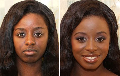 african american makeovers women of color before and after huffpost