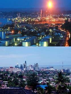 sejarah perminyakan kota balikpapan proses industri