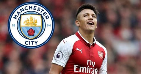 alexis sanchez news man city manchester city ready to make ridiculous january bid for
