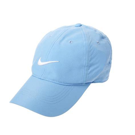 light blue mlb hats nike nike light blue embroidered logo baseball cap