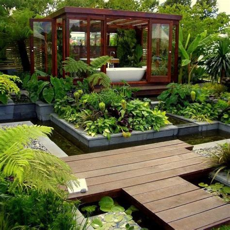 Ideas To Decorate Garden Modern Garden Design Ideas Home Decorate Ideas