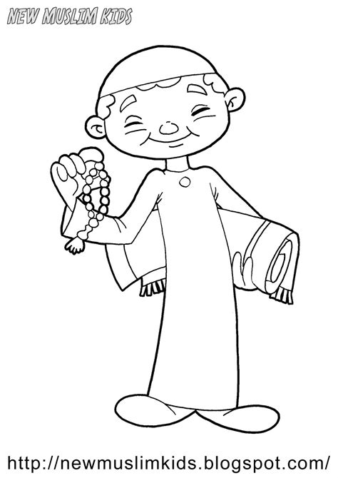 muslim coloring pages printable coloring pages