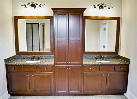 bathroom vanities with storage towers bathroom vanity tower images frompo