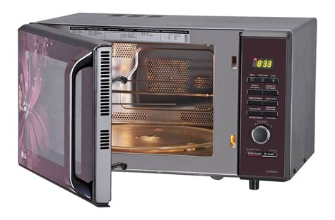 Microwave Convection Lg multi stage cooking and auto defrost with lg convection