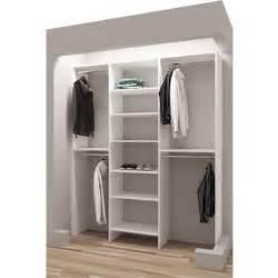 Best Deals On Closet Organizers Wood Closet Organizers Systems Shop The Best Deals For