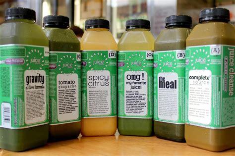 Detox Juice Cleanse Nyc nyc s 5 best juice cleanses part ii 171 cbs new york