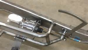 Brake System Rod Brake Booster Master Cylinder For Car Truck Rod