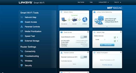wrt1900ac remote access not available in local sig