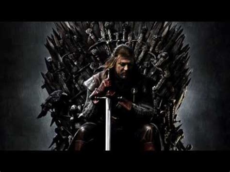 house stark themes game of thrones house stark theme youtube