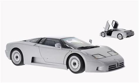 Diecast Miniatur 124 1991 Bugatti Eb 110 Bburago bugatti eb110 gt metallic gray 1991 autoart diecast model