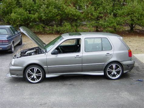 1997 Vw Gulf by Vater420 1997 Volkswagen Golf Specs Photos Modification