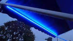 rv lighting led waterproof multicolor awning
