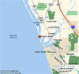 map nokomis florida casey key vacation a retreat condo rentals map