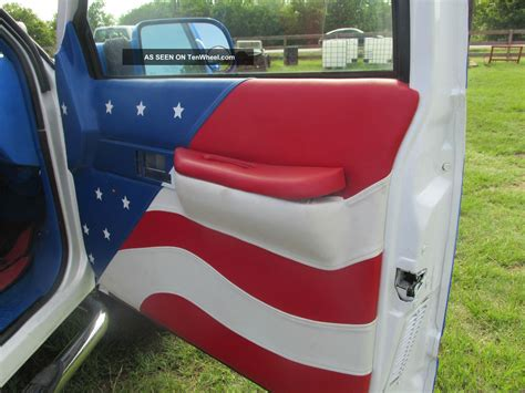 flags for truck beds 1992 chevy 2500 deweze bed american flag truck
