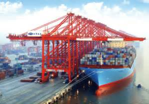 shanghai keeps lead as world s busiest container port