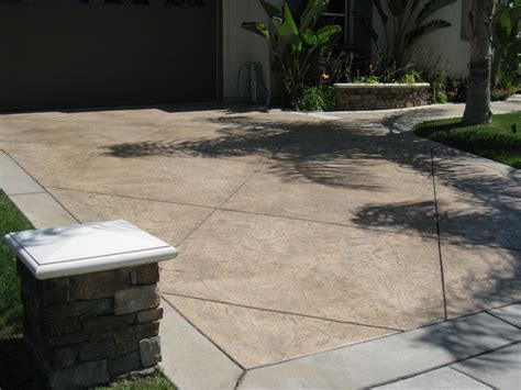 How Much Is A Stamped Concrete Patio Flooring Sanford Me Epoxy Garage Stamped Concrete