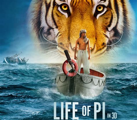 themes in the film life of pi life of pi a film life of pi