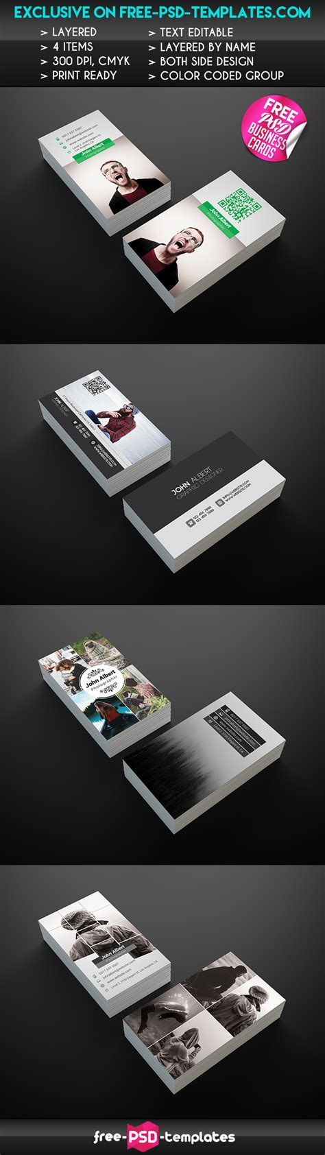 business card template pack free psd business card templates pack free psd templates